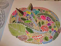 Coloring Ideas Fox