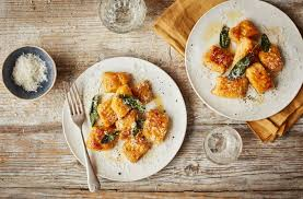 Pumpkin Gnocchi Recipe by Pumpkin Gnocchi Tesco Real Food
