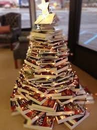 Christmas Tree Books Diy by Christmas Tree Book Christmas Lights Decoration