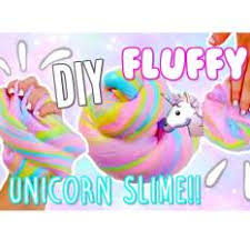 Slime Republic DIY Complete UNICORN Kit With Manual