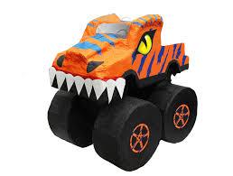 100 Dinosaur Monster Truck Aztec Pinata Walmartcom