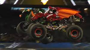 100 Monster Truck Show Anaheim Bakugan Dragonoid Jam Debut In Jam