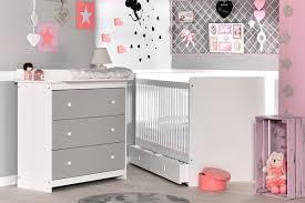 meuble chambre de bébé meuble pour chambre bébé chambre bébé gris clair et blanc meuble