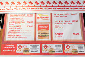 In-N-Out Burger Pop-Up Hits Saigon For One Day - Saigoneer Why Innout Burger Wont Expand To The East Coast Sfgate Oldest Operating Youtube Me A Ldon Blog October 2012 Has Most Loyal Fastfood Customers In America But Two Men Charged With Defrauding Of More Than 1500 Will It Sushi Double Diecast Replica Peterbilt 389 Dcp 3275 Flickr Picture Collection Pix Plans Second Location Oregon Kentuckys First Shake East Coast Eats Company Store More From I5 California Sat 718 2nd 12pack