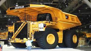 Biggest Caterpillar Equipment In The World