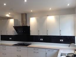 KitchenPrinted Glass Splashbacks Cost Kitchen Wall Splashback Patterned