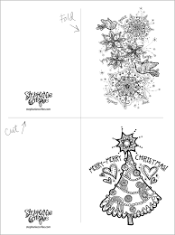 Color Able Holiday Cards