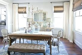 Dining Room Drapery Ideas Modern Curtain Window Valance Ways To Hang Curtains