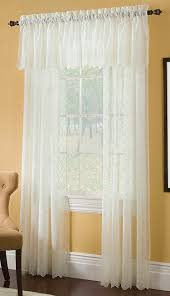 Crushed Voile Curtains Grommet by Mystic Crushed Voile Curtains 53