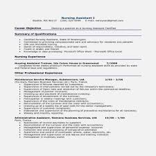 Nursing Assistant Resume Sample Fresh Paper Tickets Templates