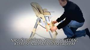 Inglesina Zuma High Chair Video by Jídelní židlička Caretero Magnus Instruktážní Video Návod Youtube