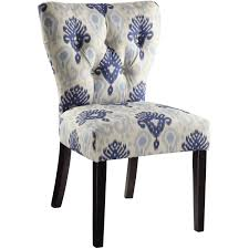 Andrew Dining Chair In Medallion Ikat Blue Lily Navy Floral Ikat Accent Chair Navy And Crimson Ikat Ding Chair Cover Velvet Ding Chairs Tufted Blue Meridian Fniture C Angela Deluxe Indigo Pier 1 Imports Homepop Parson Multicolor Set Of 2 A Quick Living Room And Refresh Stripes Whimsy Loralie Upholstered Armchair With Walnut Finish Polyester Stunning And Brown Ideas Ridge Table Eclectic Decatorist Espresso Wood Ode To The Skirted Katie Considers