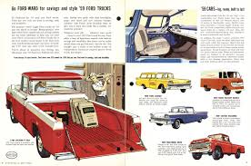 59 Ford Truck Vintage Ad | Cars | Pinterest | Ford Trucks, Ford And ... 1959 Ford F100 Panel Truck F128 Kissimmee 2017 For Sale Classiccarscom Cc1016646 59 Styleside Pickup Vintage Ad Cars Pinterest Cars Month Has Begun At Payne Auto Group It Forward F 100 Pickup Trucks And 2019 F350 Lariat In Spearfish Sd Denver Ford F100 Custom Cab Big Back Window The Hamb Truck Trucks Suvs Vans