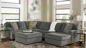 Gray Sectional Sofa Ashley Furniture by Oregonbaseballcampaign Com Sectional Sofas Leather And Fabric