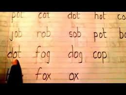 3 letters words for kids letters blending for kindergarteners More