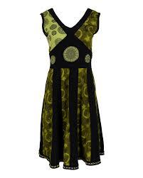 green goddess mandala dress karma gear