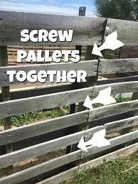 Made Out Of Palletsrhtheresolutionorg Unbelievable Wood Pallet Fence Plans Fencing Pallets
