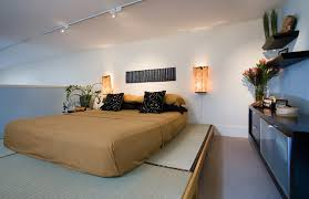 Bedroom Loft Design With Goodly Home Contemporary