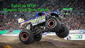 100 Monster Truck Show Tickets And Pit Passes KNBN NewsCenter1