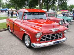 100 55 Chevy Trucks For Sale 10 Vintage Pickups Under 12000 The Drive