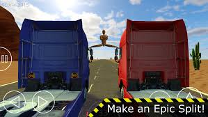 Epic Split Truck Simulator USA - Android Apps On Google Play