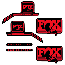 Fox Racing Shox Heritage Fork And Shock Decal Kit Red Fox Racing Head Chrome Thermal Diecut Sticker Chapmotocom Heritage Decal Kits Fox Stickers For Car Windows Motocross Decals Shox Fork And Shock Kit Red Head 3 Sticker Imported Pins Patches Stickers Peek A Boo Decal Ami Grn Head 7 Inch Foxracingcom Official 36 Float Set 2017 Fanatik Bike Co B Stop 83 Street For Cars Mossy Oak Camo 85x10 Window Full Color
