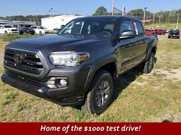 New 2019 Toyota Tacoma SR5 Double Cab In Scottsboro #T078999 | High ... Shop New And Used Vehicles Solomon Chevrolet In Dothan Al Toyota Tacoma Birmingham City Auto Sales Of Hueytown Serving 2015 Price Photos Reviews Features Cars For Sale Chelsea 35043 Limbaugh Motors Dump Truck Sale Alabama New Cars Trucks Hawaii Dip Q3 Retains 2018 Trd Pro Gladstone Oregon 97027 Youtube 2005 Toyota Tacoma Dc With Lift Nation Forum Welcome To Landers Mclarty Huntsville Whosale Solutions Inc Loxley Trucks