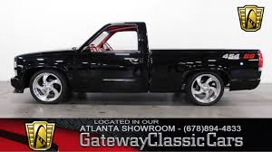 100 454 Truck 1990 Chevrolet Silverado C1500 SS Gateway Classic Cars Of