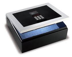 coffre fort tiroir électronique à encastrer car home technomax