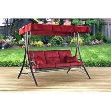 Ideas Patio Swing Cushion And Porch Swing Cushions Tar 99 Patio