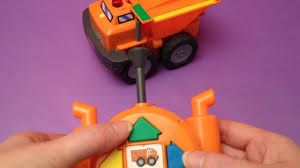 Fisher Price Remote Control Dump Truck Toy For Kids - YouTube Fisherprice Press N Go Monster Truck Green Toysrus Smallest Super Duty Ever Introduces Lifelike Toy Vintage Fisher Price Husky Helpers Dump Wguys Scoop 302 Little People Planes Cars Trucks And Trains Boy Amazoncom Hero World Rescue Heroes Fire With Ride On Toys Servin Up Fun Food Youtube The Helper Cement Mixer From In The Early Die Cast Vehicle Blaze New Free Wheelies All About Ritchie Brothers