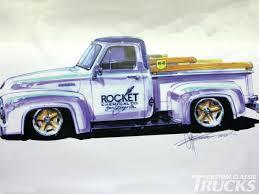 100 Chip Foose Truck Design Ford F100 Hot Rod Network