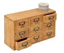 boite a tiroirs en bois superbe meuble de rangement profondeur 9 meuble en bois