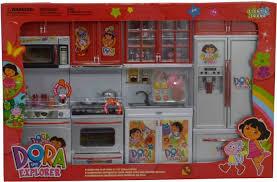 tabu dora the explorer complete kitchen set dora the explorer
