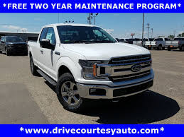 Featured New Ford For Sale At Courtesy Auto & Truck Center Inc ...