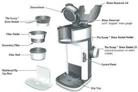 Mr Coffee Pot Replacement Espresso Maker Parts Steam