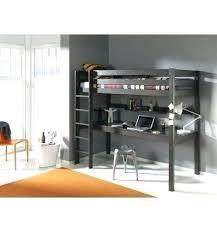 bureau pour mezzanine lit mezzanine avec bureau lit mezzanine ikea lit