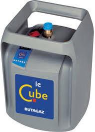 bouteille de gaz consigne butagaz le cube butane