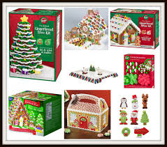 Rite Aid Christmas Tree Decorations by Gingerbread House Round Up Complete Kits Tools U0026 Decorations