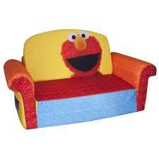 Minnie Mouse Flip Out Sofa by Spin Master Marshmallow Furniture Flip Open Sofa Elmo Sesame Street