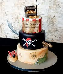 Top Pirate Party Cakes CakeCentral