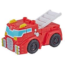 100 Rescue Bots Fire Truck Playskool Heroes Transformers Heatwave The Bot