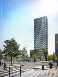 bureau change lyon part dieu des nouvelles tours de bureaux précisent la skyline de lyon part