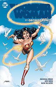Wonder Woman By George Perez Vol 2 1987 2006