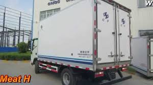Meat Hook Refrigerated Truck Body - YouTube Refrigerated Delivery Truck Stock Photo Image Of Cold Freezer Intertional Van Trucks Box In Virginia For Sale Used 2018 Isuzu 16 Feet Refrigerated Truck Stks1718 Truckmax Bodies Truck Transport Dubai Uae Chiller Vanfreezer Pickup 2008 Gmc 24 Foot Youtube Meat Hook Refrigerated Body China Used Whosale Aliba 2007 Freightliner M2 Sales For Less Honolu Hi On Buyllsearch Photos Images Nissan