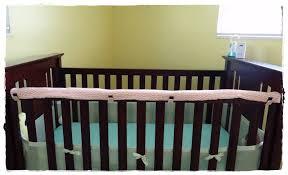 ideas teething crib guard crib rail cover walmart crib