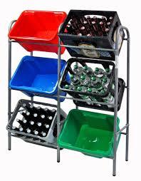 flaschenkastenregal für 6 kasten getränkeständer kastenregal getränkekistenregal
