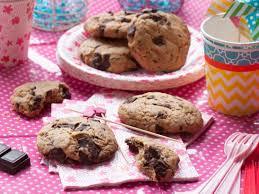 recette de cuisine cookies cookies végétaliens la recette de base vegan au vert avec lili