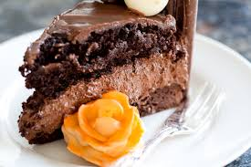chocolate mousse cake 7158