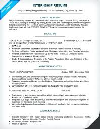 College Student Resume Sample Examples For Students Simple Great Profile Template Example Resumes